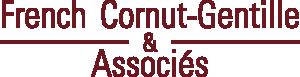 Associés du cabinet d'avocats French Cornut-Gentille : Pierre Cornut-Gentille, Pascal Eyraud, Catherine Filzi, Virginie Monteil